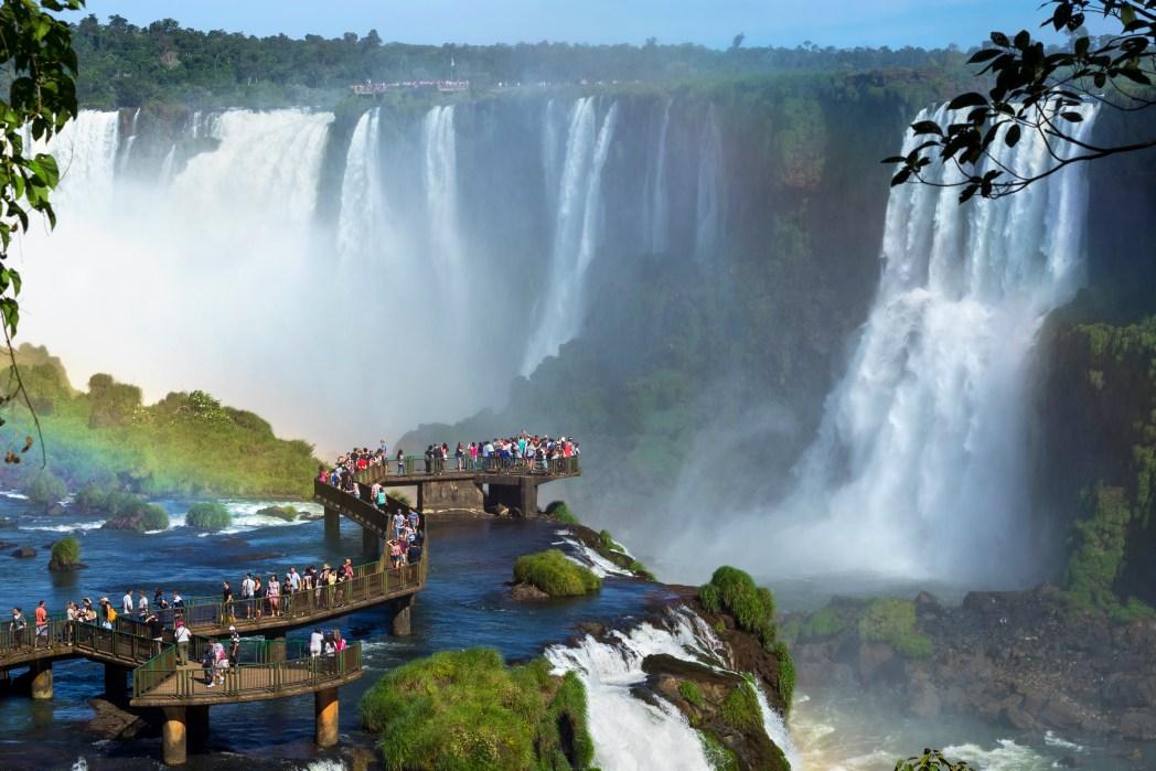 Hoteles baratos en Iguazú