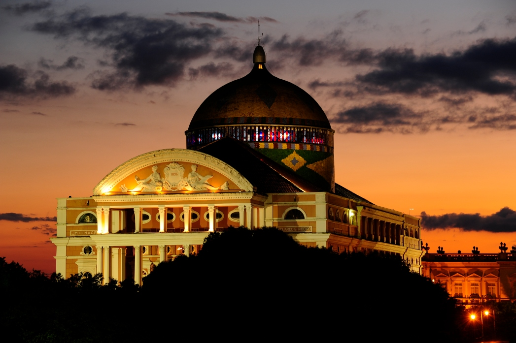 Clic a la foto para encontrar hoteles baratos en Manaus