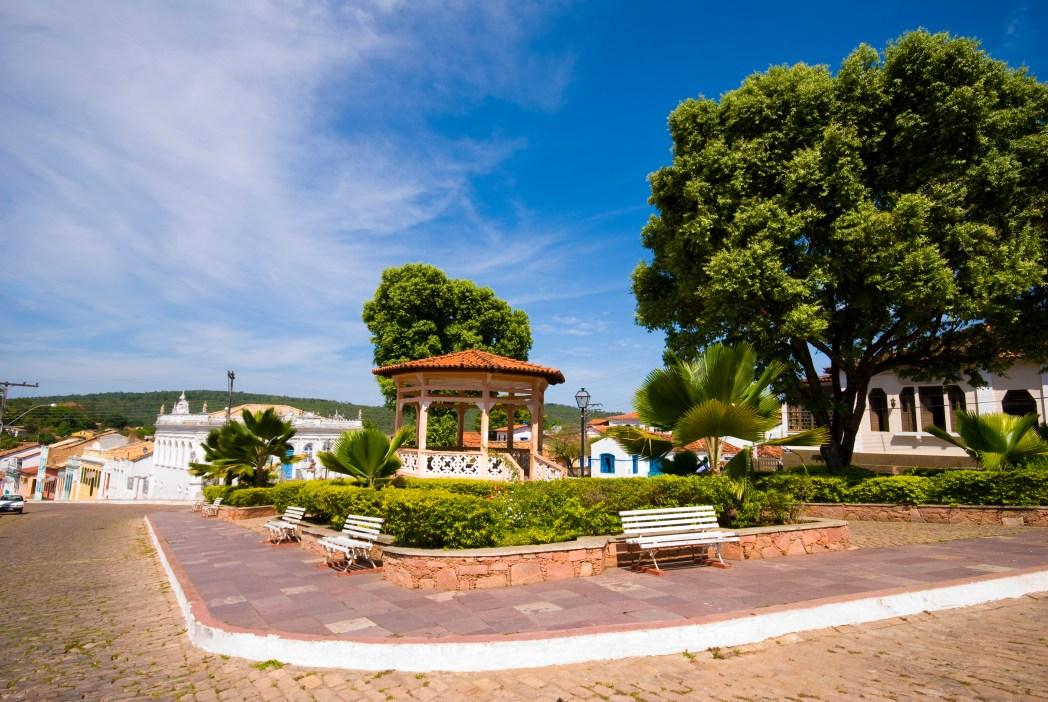 Clicando la foto encuentra hoteles baratos en  Lençóis