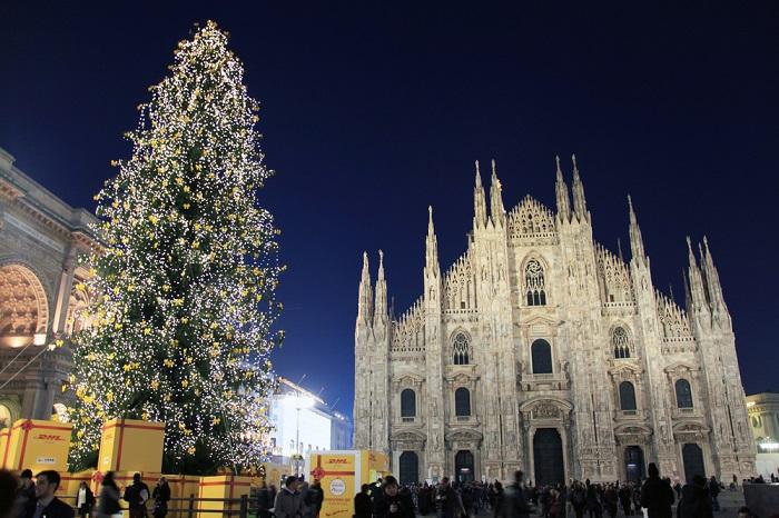 Encuentra los vuelos más baratos en Milán en diciembre