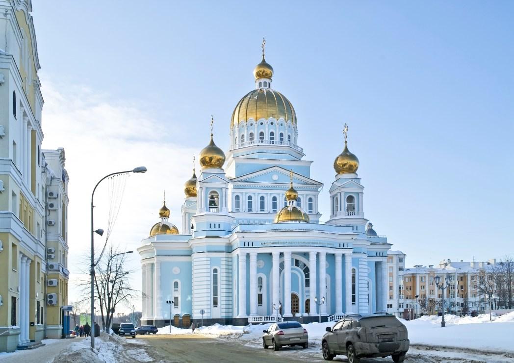 Guia de viaje a Rusia Saransk