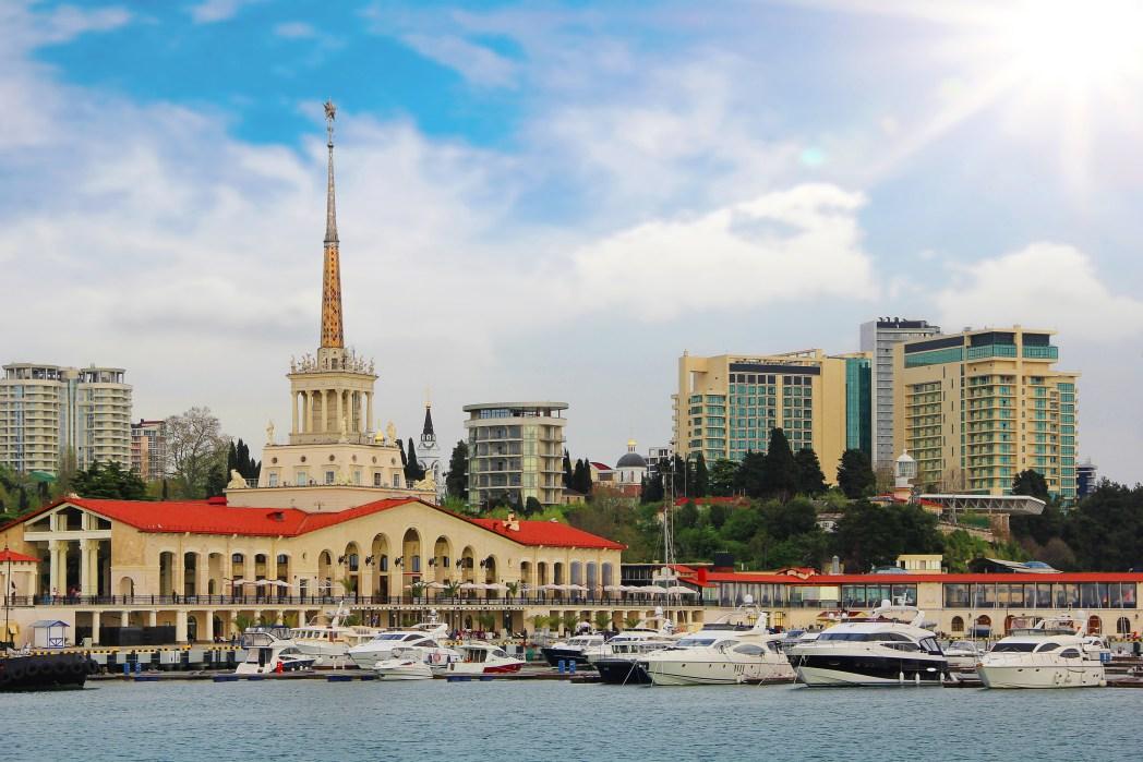 Guia de viaje a Rusia Sochi