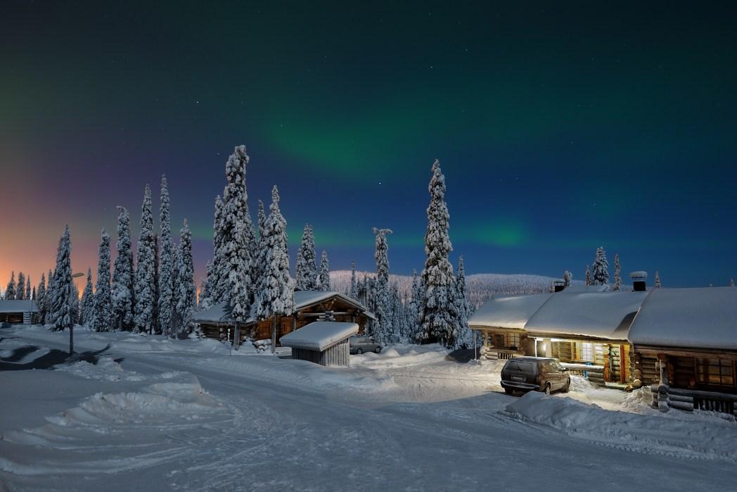 ¡Toca la foto y encuentra los vuelos más baratos a Finlandia!