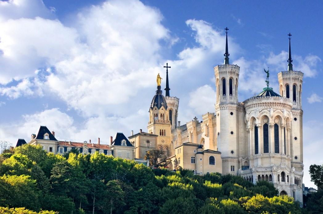 lyon castle