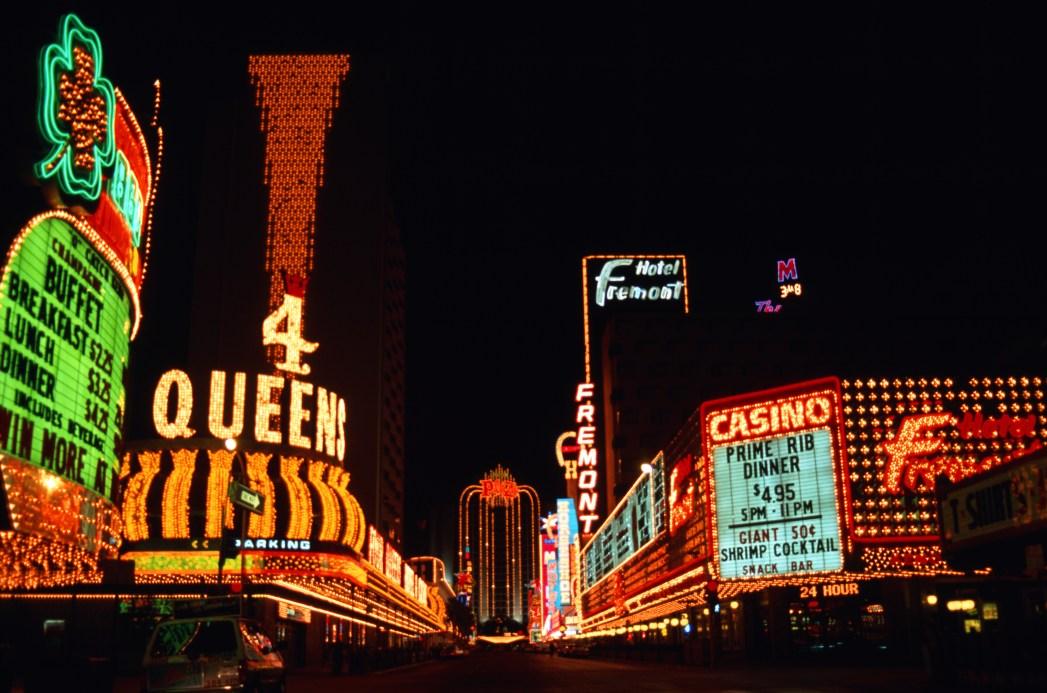 qué visitar en Las Vegas