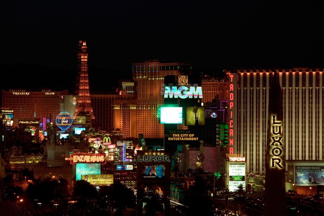 Las Vegas: Capital del Entretenimiento Mundial