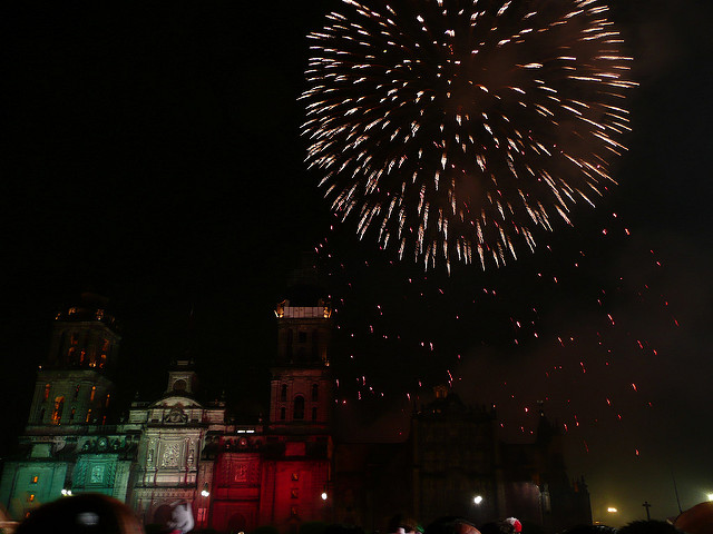 Así Son Las Fiestas De La Independencia En México En Ciudad De México