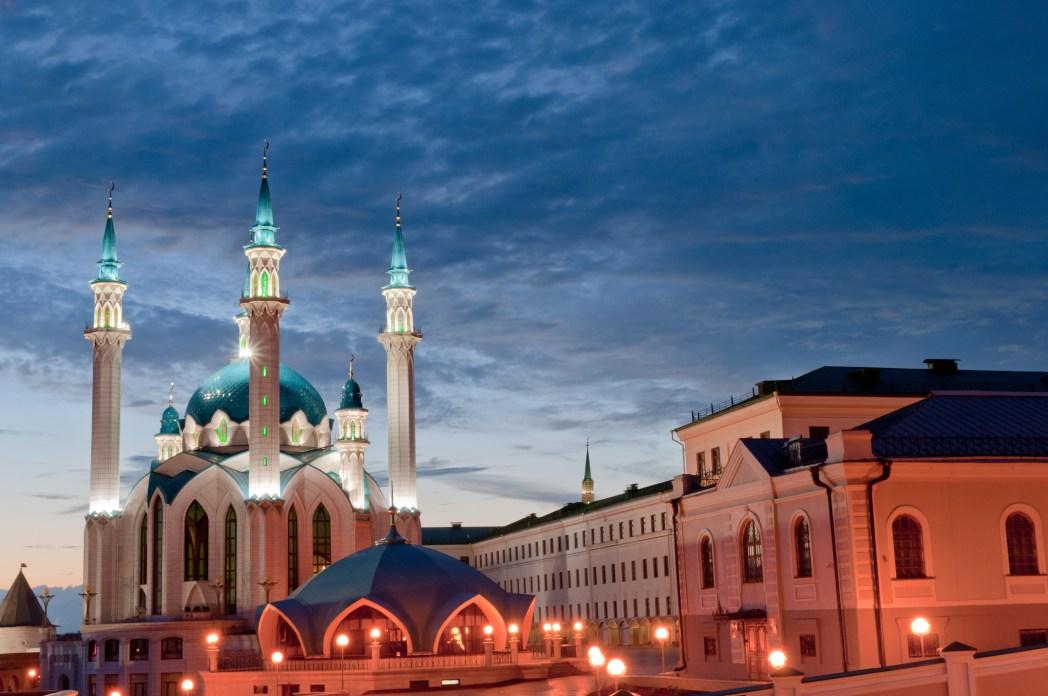 Guia de viaje a Rusia Kazan