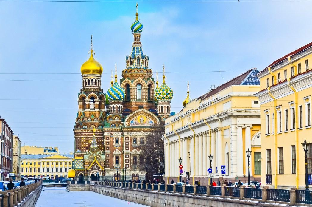 Guia de viaje a Rusia San Petersburgo